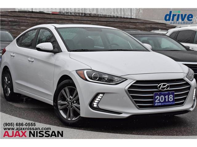 2018 Hyundai Elantra GL SE (Stk: P4044R) in Ajax - Image 1 of 25