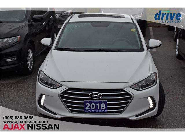 2018 Hyundai Elantra GL SE (Stk: P4044R) in Ajax - Image 3 of 25