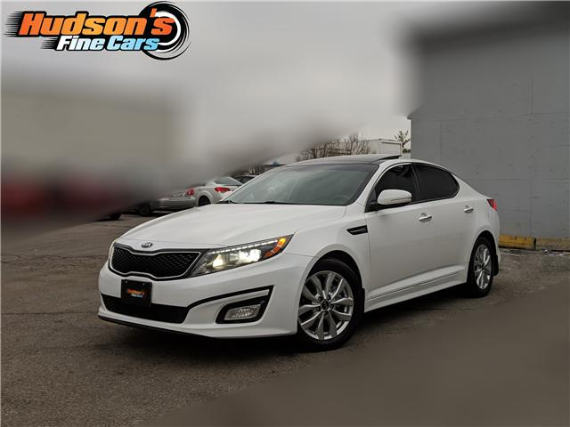 2015 Kia Optima EX (Stk: 12260) in Toronto - Image 1 of 26