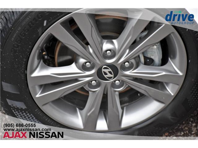 2018 Hyundai Elantra GL SE (Stk: P4044R) in Ajax - Image 9 of 25