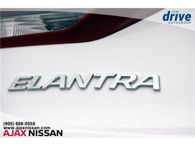 2018 Hyundai Elantra GL SE (Stk: P4044R) in Ajax - Image 14 of 25