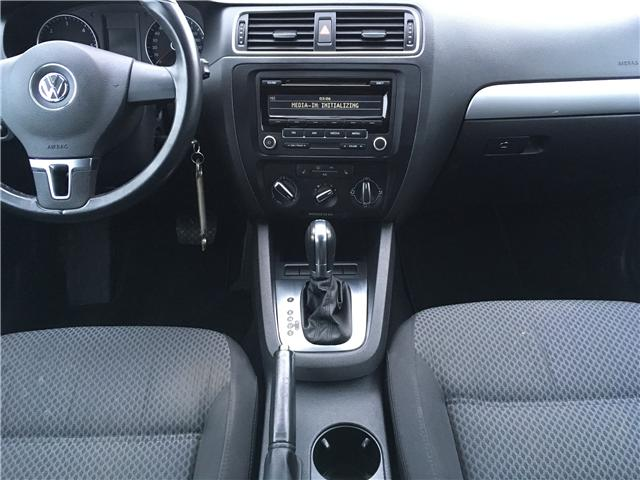 2013 Volkswagen Jetta 2.0 TDI Comfortline (Stk: 13-49379JB) in Barrie - Image 22 of 24