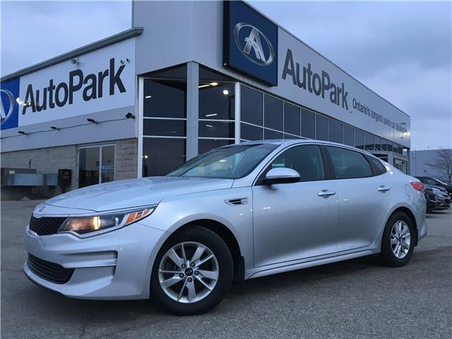 2018 Kia Optima LX (Stk: 18-82716) in Barrie - Image 1 of 24