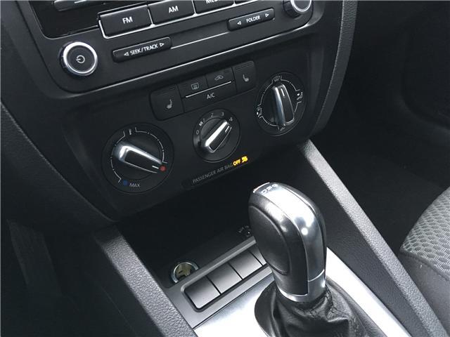 2013 Volkswagen Jetta 2.0 TDI Comfortline (Stk: 13-49379JB) in Barrie - Image 23 of 24