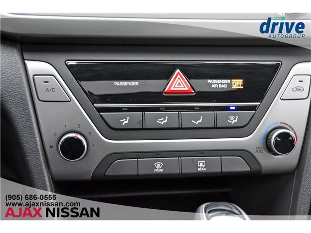 2018 Hyundai Elantra GL SE (Stk: P4044R) in Ajax - Image 23 of 25