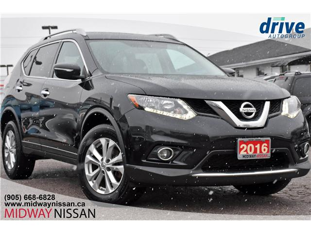 2016 Nissan Rogue SV (Stk: U1508A) in Whitby - Image 1 of 25