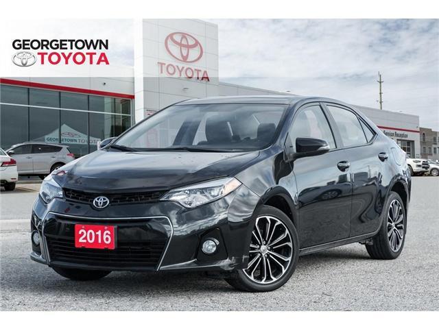 2016 Toyota Corolla  (Stk: 16-99376) in Georgetown - Image 1 of 19