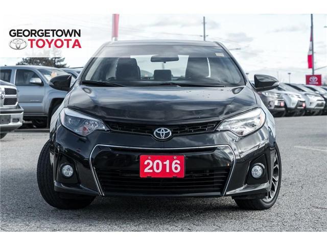 2016 Toyota Corolla  (Stk: 16-99376) in Georgetown - Image 2 of 19