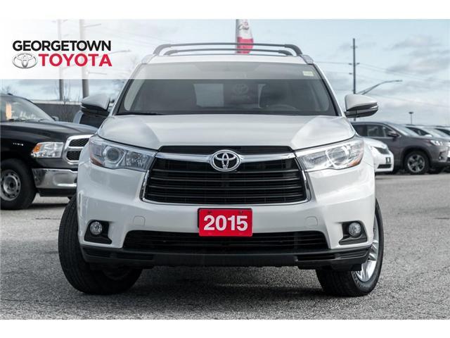 2015 Toyota Highlander  (Stk: 15-94907) in Georgetown - Image 2 of 22