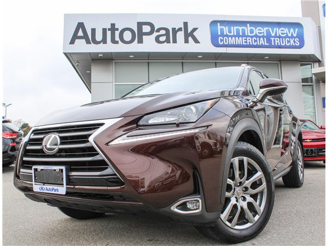 2016 Lexus NX 200t Base (Stk: 16-070391) in Mississauga - Image 1 of 29