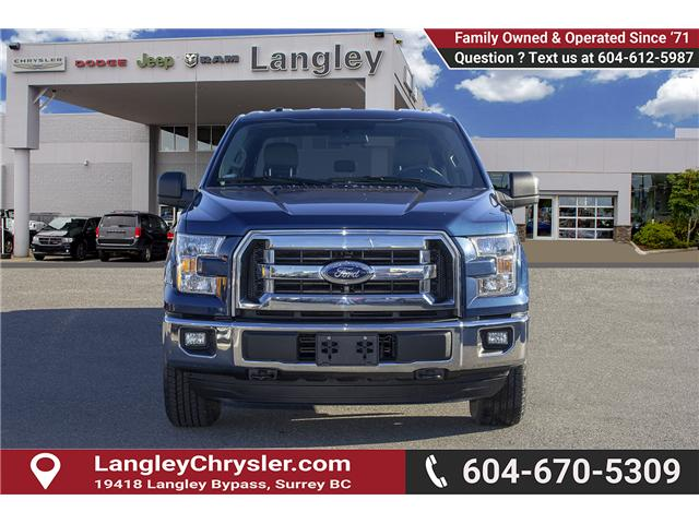 2015 Ford F-150 XLT (Stk: EE899140A) in Surrey - Image 2 of 26