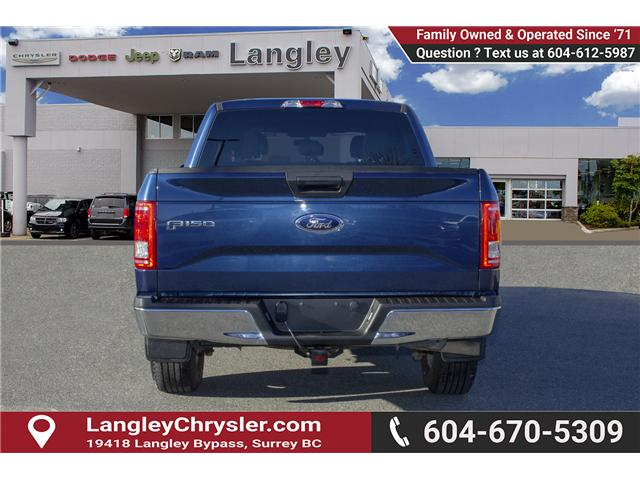 2015 Ford F-150 XLT (Stk: EE899140A) in Surrey - Image 5 of 26