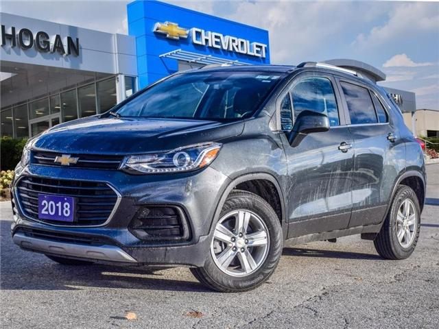 2018 Chevrolet Trax LT (Stk: A295509) in Scarborough - Image 1 of 24