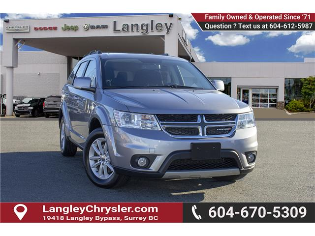 2017 Dodge Journey SXT (Stk: EE899730A) in Surrey - Image 1 of 24