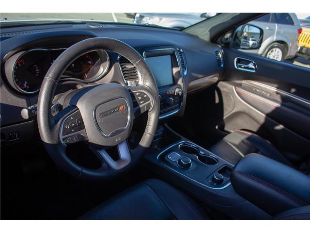 2017 Dodge Durango R/T (Stk: EE899680A) in Surrey - Image 8 of 25