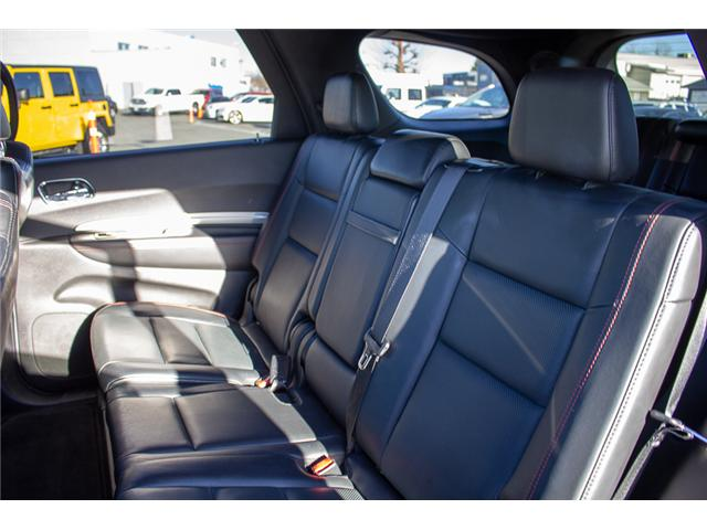 2017 Dodge Durango R/T (Stk: EE899680A) in Surrey - Image 9 of 25