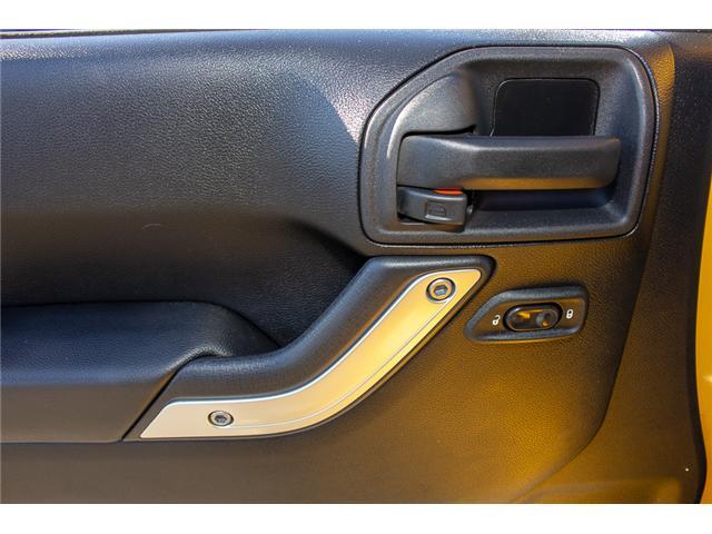2015 Jeep Wrangler Unlimited Sahara (Stk: EE899760) in Surrey - Image 16 of 20
