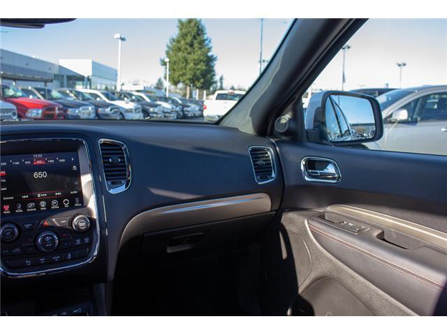 2017 Dodge Durango R/T (Stk: EE899680A) in Surrey - Image 12 of 25