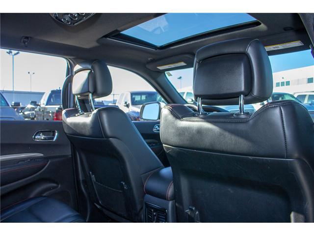 2017 Dodge Durango R/T (Stk: EE899680A) in Surrey - Image 14 of 25