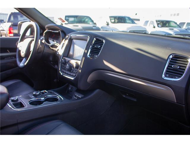 2017 Dodge Durango R/T (Stk: EE899680A) in Surrey - Image 15 of 25
