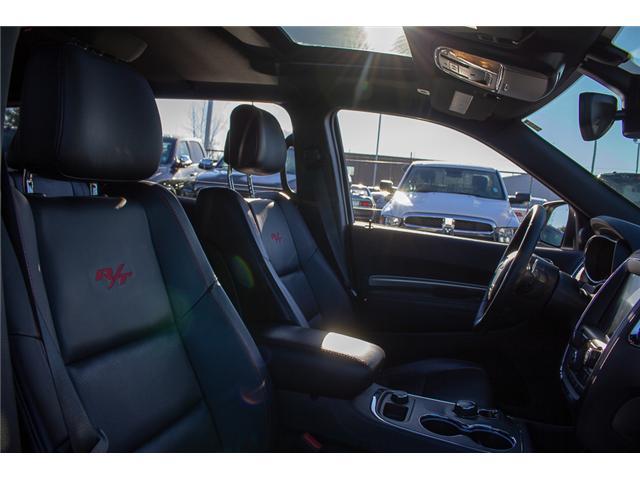 2017 Dodge Durango R/T (Stk: EE899680A) in Surrey - Image 16 of 25