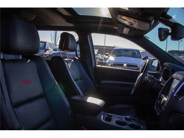 2017 Dodge Durango R/T (Stk: EE899680A) in Surrey - Image 17 of 25