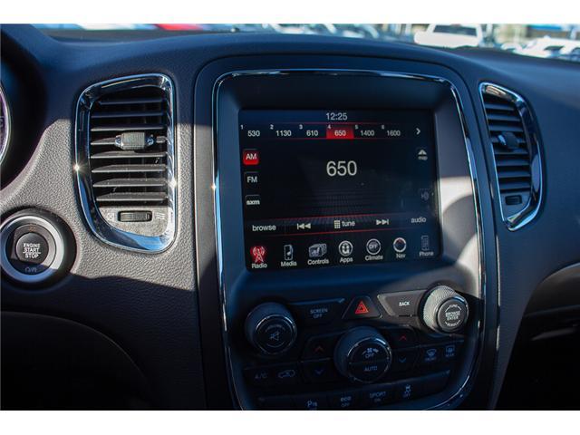 2017 Dodge Durango R/T (Stk: EE899680A) in Surrey - Image 21 of 25
