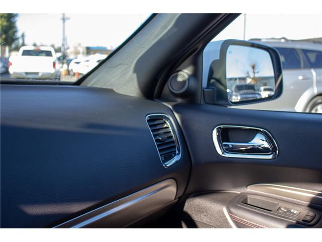 2017 Dodge Durango R/T (Stk: EE899680A) in Surrey - Image 24 of 25