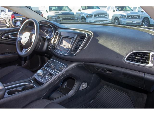2016 Chrysler 200 LX (Stk: J172896A) in Surrey - Image 13 of 23
