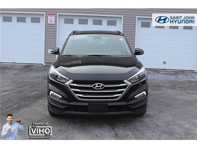2018 Hyundai Tucson SE 2.0L (Stk: U1961) in Saint John - Image 2 of 22