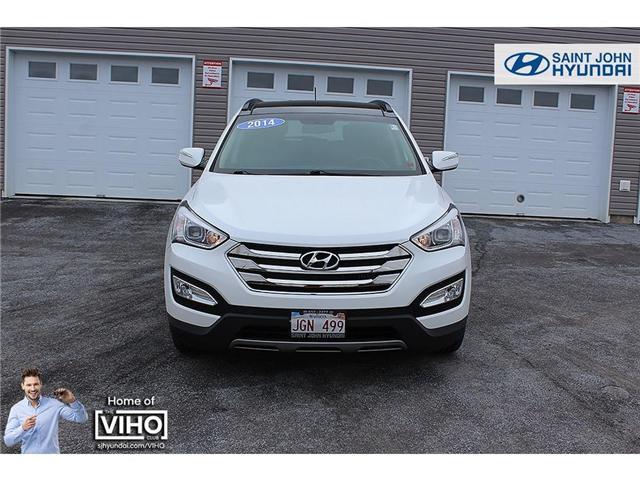 2014 Hyundai Santa Fe Sport 2.0T SE (Stk: U1985) in Saint John - Image 2 of 24