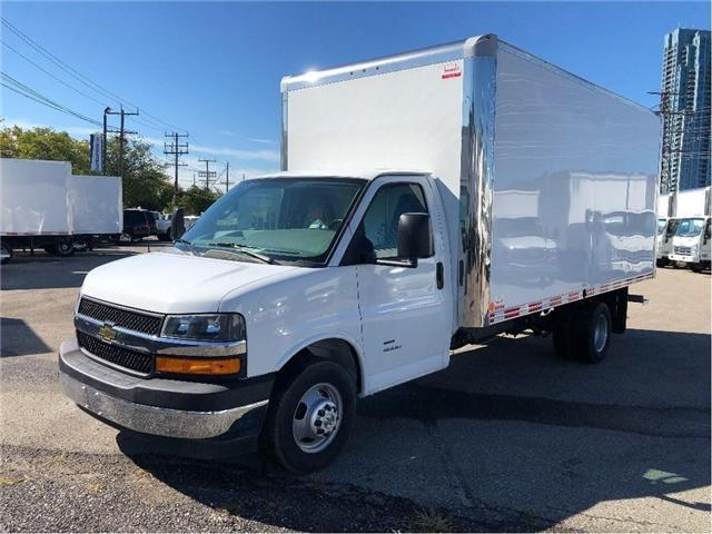 2019 Chevrolet Express 4500 New 2019 Chev. Express Cube-Van (Stk: 95180A) in Toronto - Image 1 of 16
