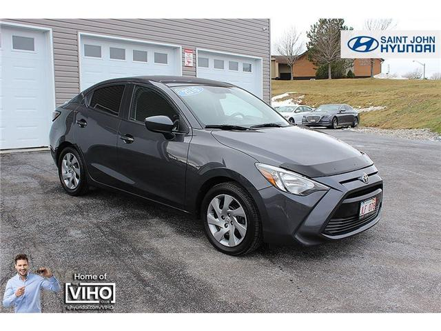 2016 Toyota Yaris Premium (Stk: U1977) in Saint John - Image 1 of 17