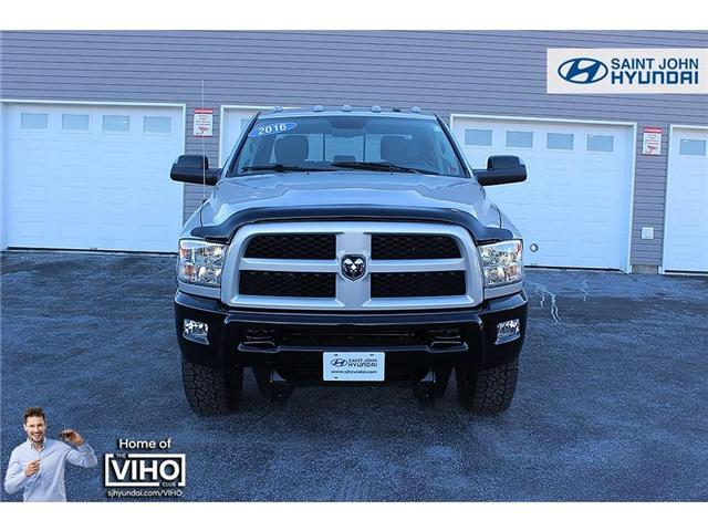 2016 RAM 2500 SLT (Stk: U1856) in Saint John - Image 2 of 17