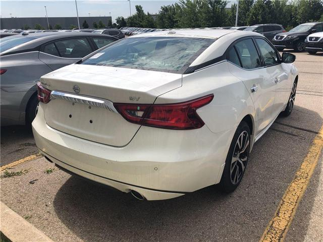 2018 Nissan Maxima SV (Stk: X3100) in Burlington - Image 2 of 3