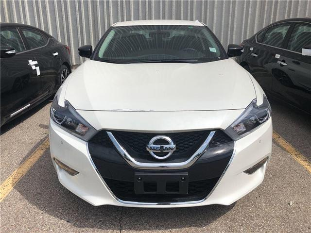 2018 Nissan Maxima SV (Stk: X3101) in Burlington - Image 2 of 5
