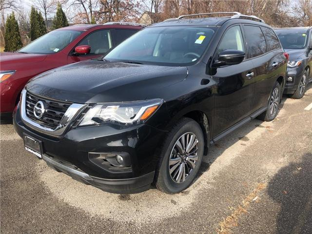 2018 Nissan Pathfinder SV Tech (Stk: PF18021) in St. Catharines - Image 1 of 5