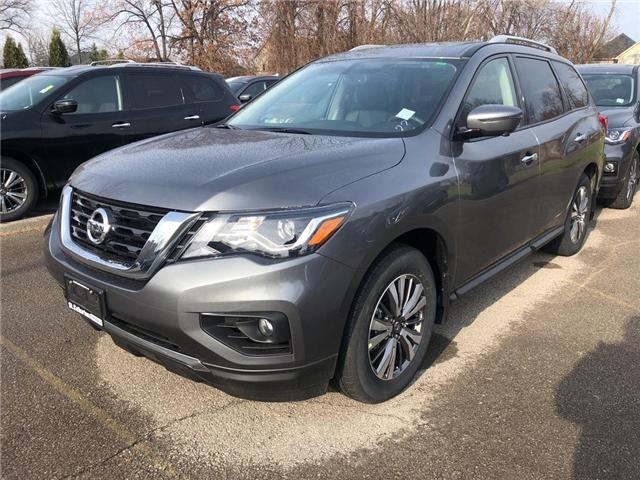 2019 Nissan Pathfinder  (Stk: PF19005) in St. Catharines - Image 2 of 5