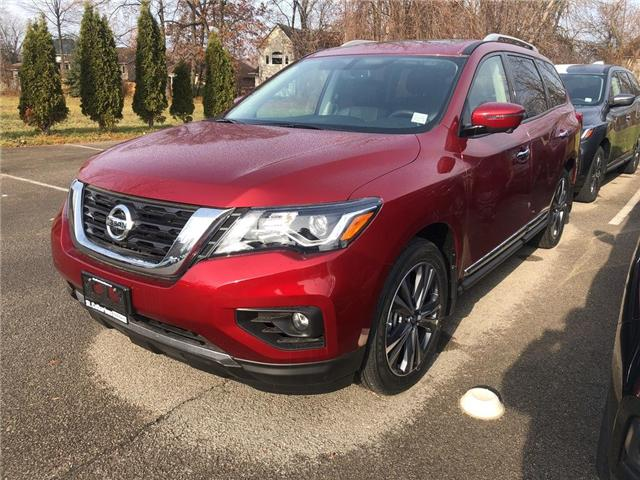 2019 Nissan Pathfinder  (Stk: PF19002) in St. Catharines - Image 1 of 5