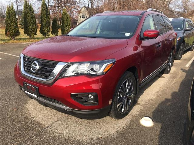2019 Nissan Pathfinder  (Stk: PF19002) in St. Catharines - Image 2 of 5