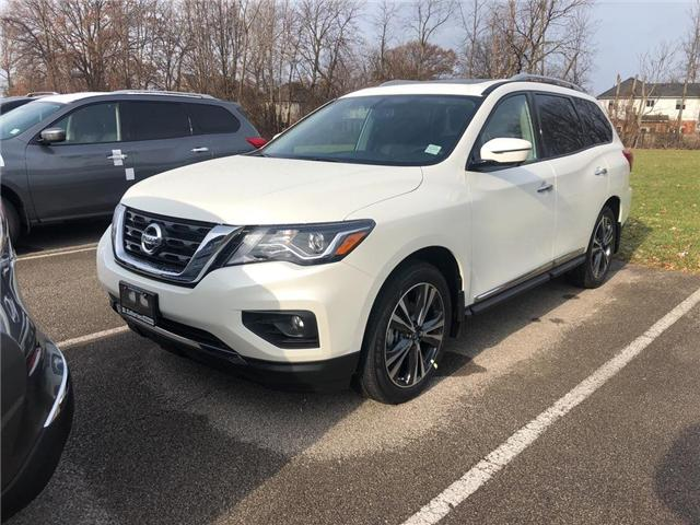 2019 Nissan Pathfinder  (Stk: PF19006) in St. Catharines - Image 1 of 5