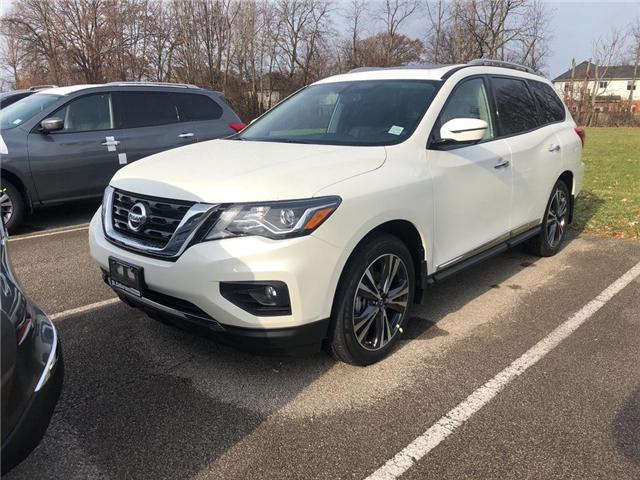 2019 Nissan Pathfinder  (Stk: PF19006) in St. Catharines - Image 2 of 5