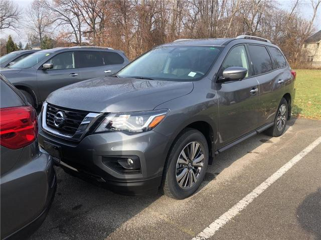 2019 Nissan Pathfinder  (Stk: PF19001) in St. Catharines - Image 1 of 5