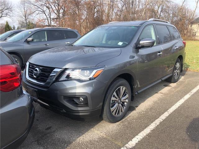 2019 Nissan Pathfinder  (Stk: PF19001) in St. Catharines - Image 2 of 5
