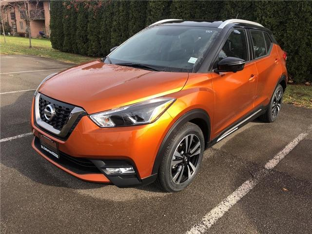 2019 Nissan Kicks SR (Stk: KI19001) in St. Catharines - Image 1 of 5
