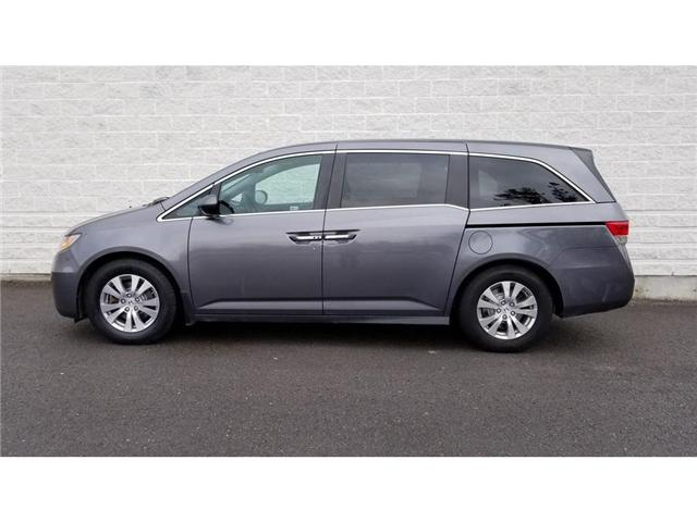 2014 Honda Odyssey EX (Stk: 18672A) in Kingston - Image 1 of 28
