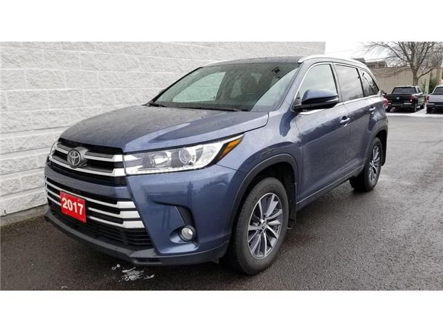 2017 Toyota Highlander  (Stk: HA019A) in Kingston - Image 2 of 30
