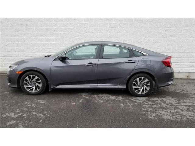 2018 Honda Civic EX (Stk: 18069) in Kingston - Image 1 of 27