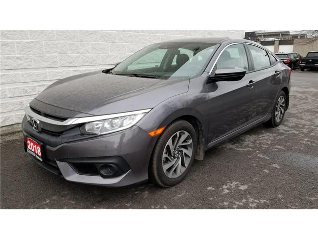 2018 Honda Civic EX (Stk: 18069) in Kingston - Image 2 of 27