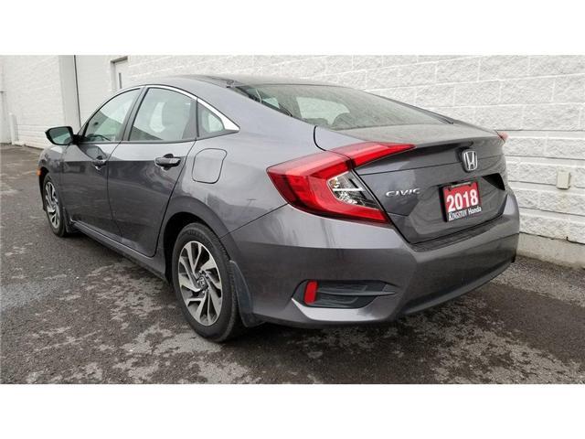 2018 Honda Civic EX (Stk: 18069) in Kingston - Image 7 of 27